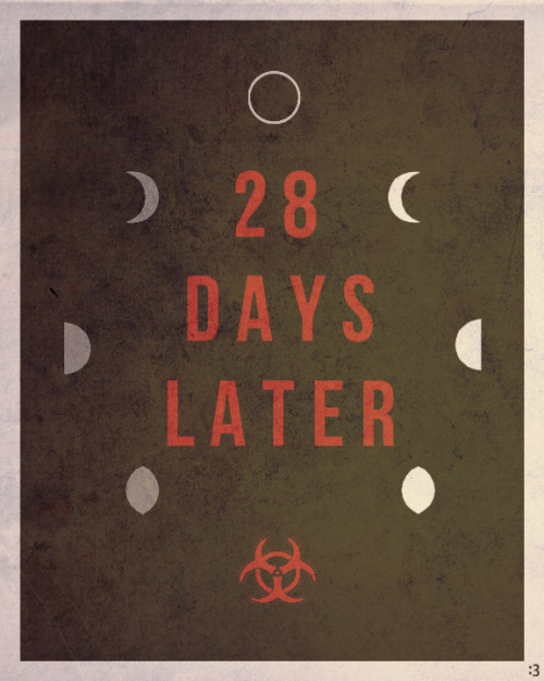 28 Days Later By 0011101000110011