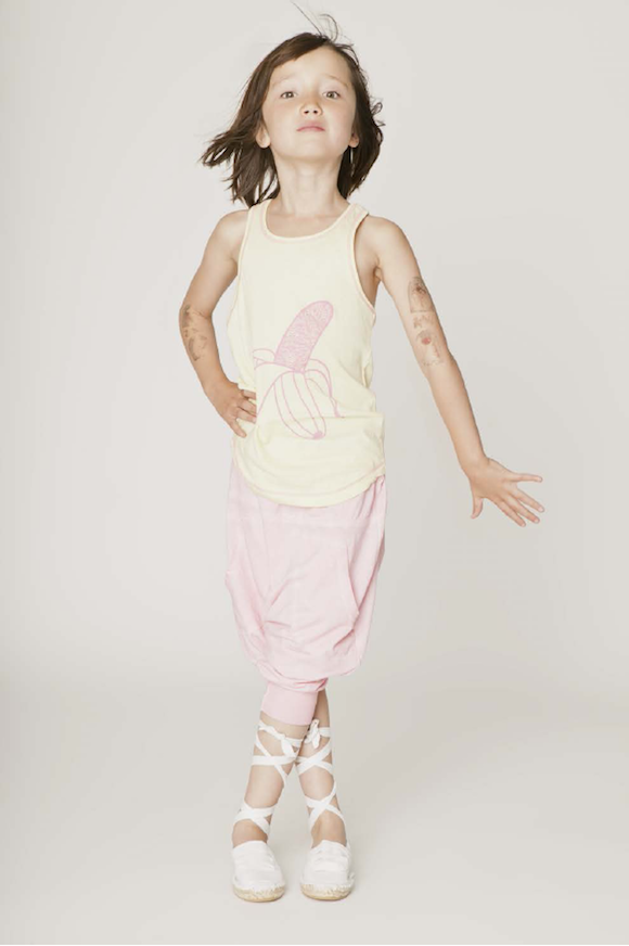 Shampoodle childrenswear for Spring Summer 2013