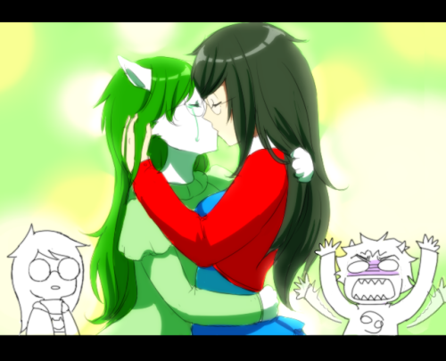 lovelettes:  hiezen:  hiezen-uchiha:    homestuck [master post] anime screen shots part 3 part 1 part 2 part 3 part 4 part 5 sources: x x x x x x x x    poor poor eridan you have the least notes….