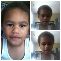 #picstitch my son (Taken with Instagram)