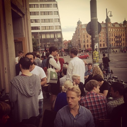 Full house tonight when Perfume Genius plays! #livegothenburg  (Taken with Instagram at Pustervik)