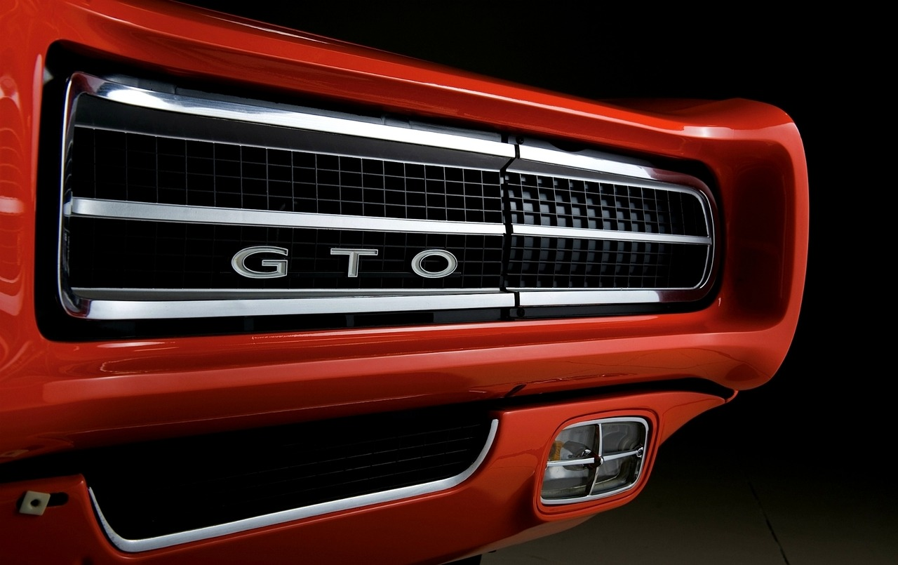 theoldiebutgoodie:  In spite be the most popular nowadays, GTO sales were down in 1969. Pontiac sold 87,684 GTOs in '68, but only 72,017 in '69 — including 7436 GTO convertibles.