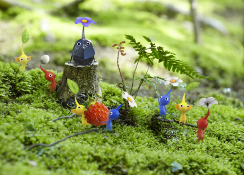 Rock Pikmin are, like, my new favorite type of Pikmin. <3  Can't. Come. Soon. E-. -nough.