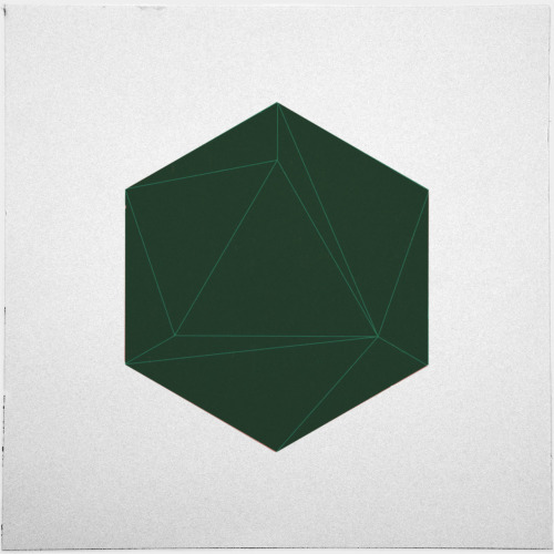 geometrydaily:  #188 Off-balance – A new minimal geometric composition each day