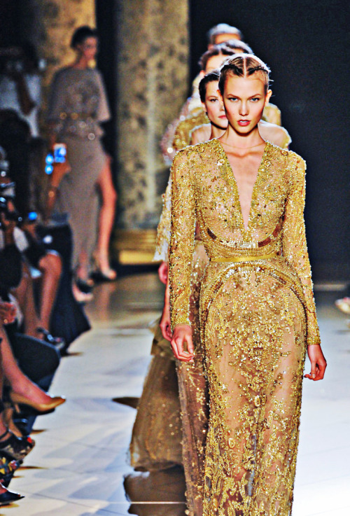 fuckyeahfashioncouture:  Elie Saab Haute Couture Autumn/Winter 2012.