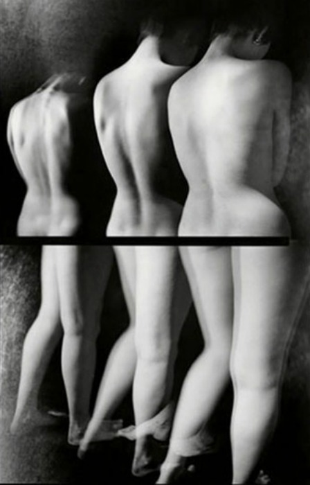 Three Backs (Broken) from Studies of the Body by Pavel OdvodyAlso