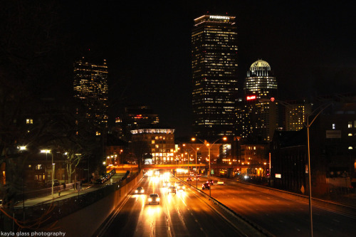 over the highway | boston, mamarch 5, 2012