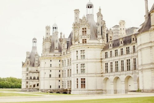 Chateaux De La Loire, France (by seryani)