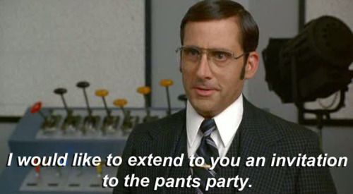alicemarieh:  Steve Carell in Anchorman <3