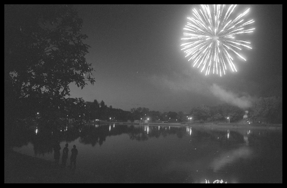 From the Archive - Fourth of July, Powderhorn Park, Minneapolis, MNLake Street USA (1997 - 2000)