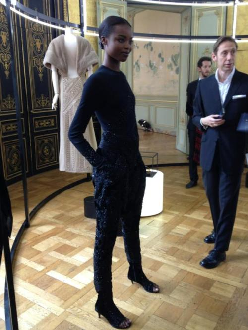 Photos: Givenchy GIVENCHY Haute Couture by Riccardo Tisci AW 12/13