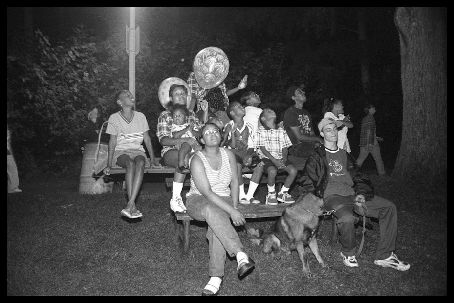 From the Archive - Fourth of July (2), Powderhorn Park,  Minneapolis, MNLake Street USA (1997 - 2000)