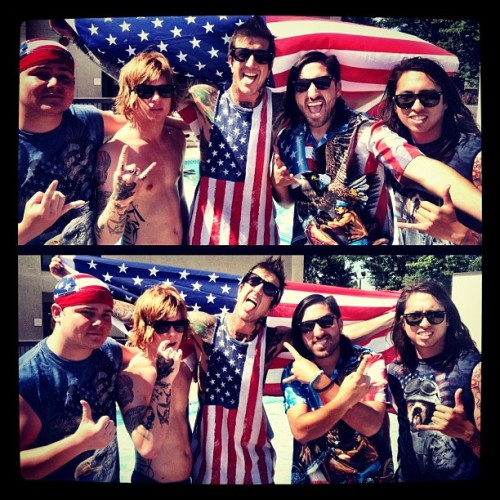 adaytosurvive:  Happy Independence Day Of Mice & Men