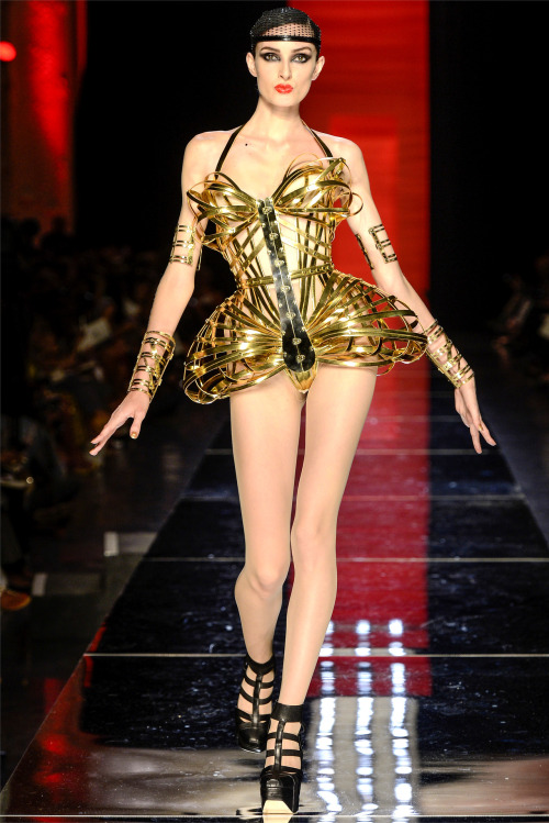 carissagold:  Jean Paul Gaultier Haute Couture - Fall/Winter 2012
