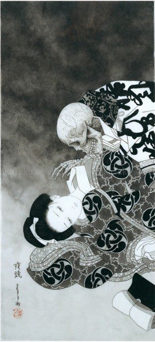 the-mad-curator:  [ Artwork by: Takato Yamamoto. ]
