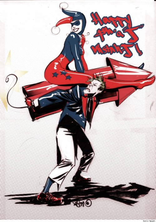 Happy 4th by Dustin Nguyen