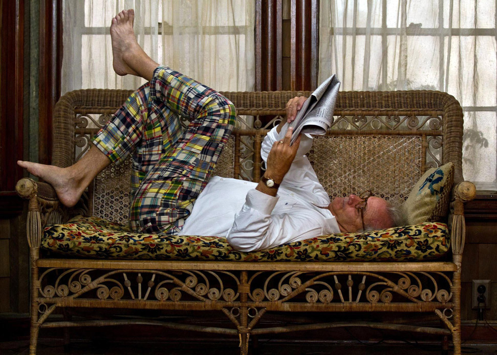 preposity:  Bill Murray, Moonrise Kingdom, in patchwork madras trousers On the subject of Madras – a short historyhttp://www.preposity.com/2012/07/on-madras/