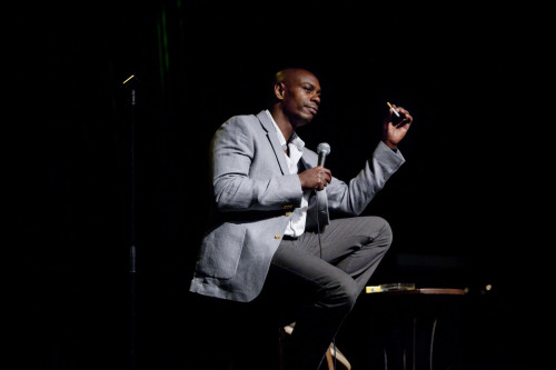 16thandbroadway:  Dave Chappelle  Dave Chappelle @ The Independent by Ryan Holmes