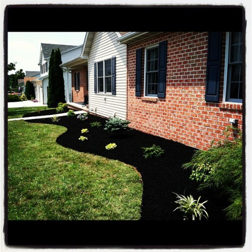 #landscaping #design #install #littlestown (Taken with Instagram)