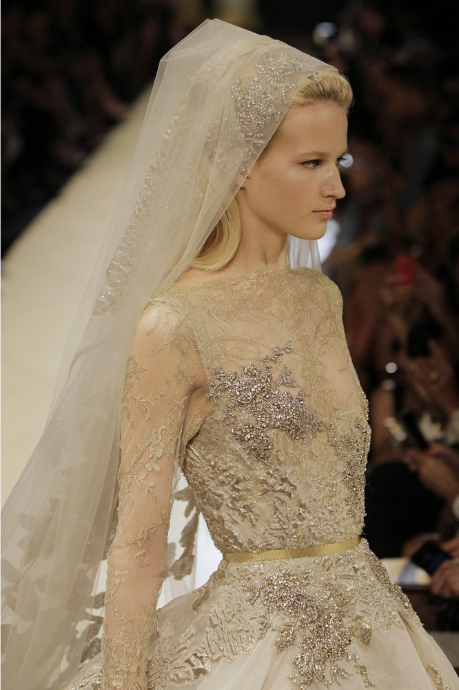 suicideblonde:  Elie Saab Couture Fall/Winter 2012
