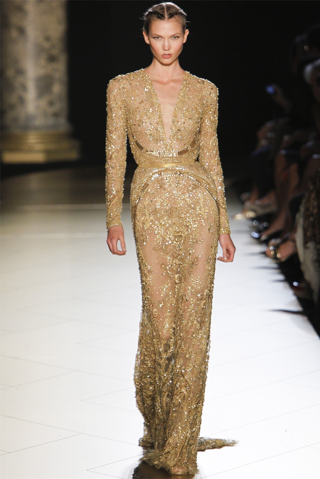 Elie Saab Haute Couture Fall/Winter 2012 Paris Fashion Week