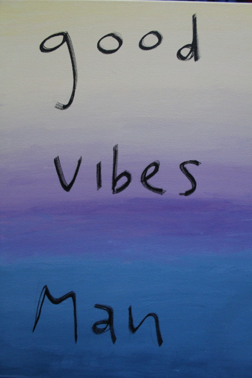 infamousvikas:  always good vibes.