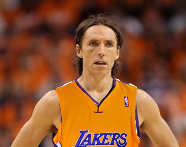 NBA: Steve Nash to The Lakers  Veteran star point guard Steve Nash is taking his talents from the Phoenix Suns and heading to the Los Angeles Lakers in a sign-and-trade agreement. The New York Knicks also pressing hard to complete a simiilar sign-and-trade deal, was swayed to join the Lakers after a determined push from Bryant and because the move not only keeps him in the title hunt but will allow Nash to stay in close proximity to his three children in Phoenix. Nash will receive a three-year deal in excess of $25 million.  pinterest.com/mysterkeepinit  keepinitrealsports.wordpress.com  facebook.com/pages/KeepinitRealSports/250933458354216  Mobile- m.keepinitrealsports.com