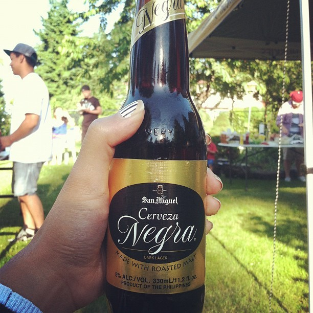 This beer is da bomb (Taken with Instagram)