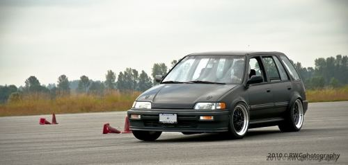 Civic wagons. I get a perverse joy out of these.