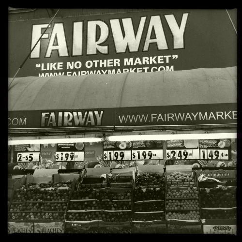 Fairway market - upper westside  6-21-12
