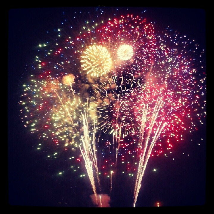 Love the 4th! Happy Birthday, America!!!! :)