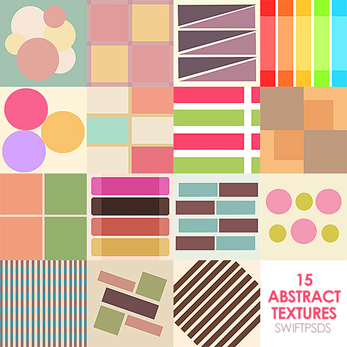texture pack 2Includes 15 abstract textures. These are all 500px by 500px and are in png format.Please like if you download! Any feedback at all would be greatly appreciated :)download (zip)