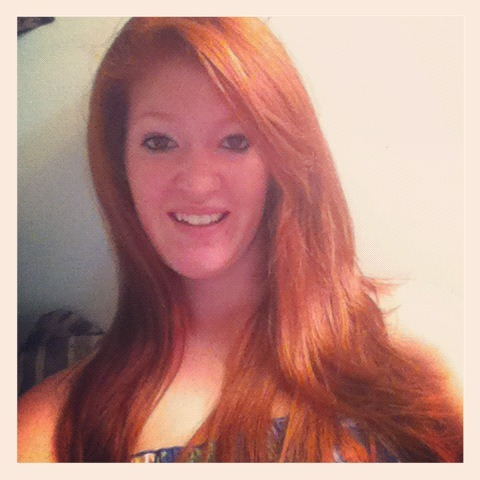 red hair, don't care ;)