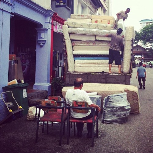 The Princess & the Pea, Little India style (Taken with Instagram at Rowell Road)