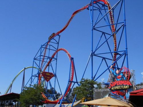 This Ride Is THE SHIT!!!!!!!! Superman:Ultimate Flight  Six Flags Discovery Kingdom Vallejo, Ca