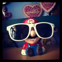 #mariobross #versi #holiday #fun #instadroid  (Taken with Instagram)