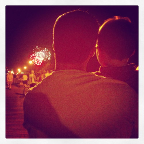 Boardwalk Fireworks.