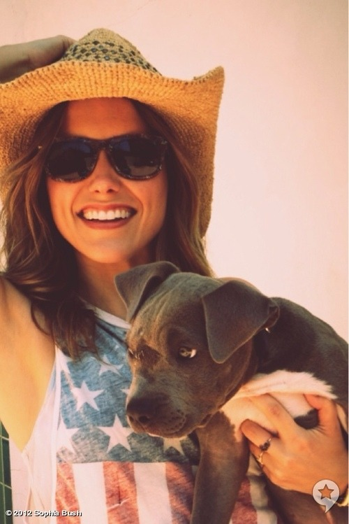 oneetreehiill:  Happy 4th y'all! All love! xo - Sophia Bush