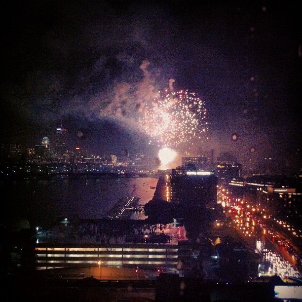 A great first #fourthofjuly, #Boston (Taken with Instagram)