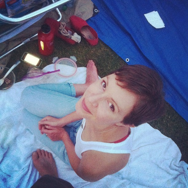 Picnicking and waiting for the fireworks! (Taken with Instagram at Charles River)