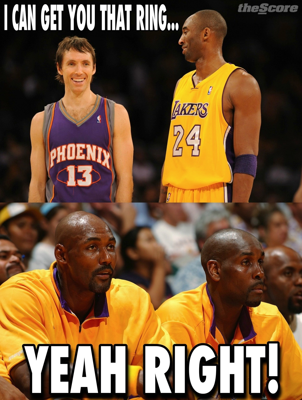 "We've heard this story once before… Can ""The Black Mamba"" & Steve ""Nashty"" get it done in L.A.?"