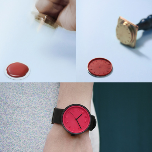 Sealed Watch by BOAT(via Fancy)