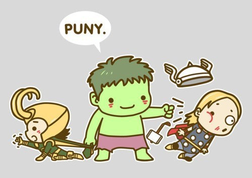 fluffmugger:  HULK LIKE PLAY-GODS