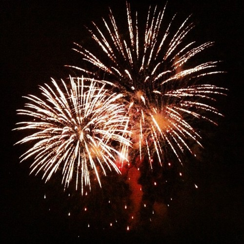 #Fireworks. #HappyFourth, everyone! :) (Taken with Instagram at Coronado Yacht Club)