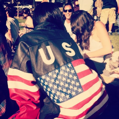 USA (Taken with Instagram at Mission Dolores Park)