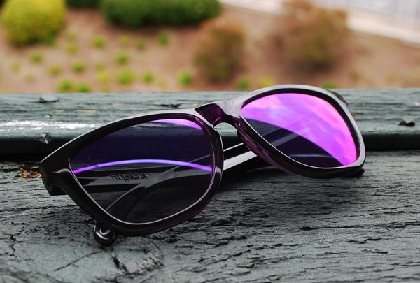 Fancy - Oakley Frogskin Sunglasses