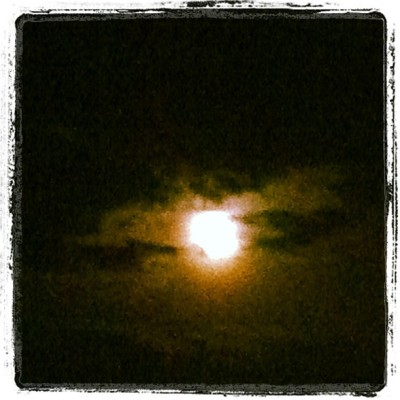 2nd moonshot (Taken with Instagram)
