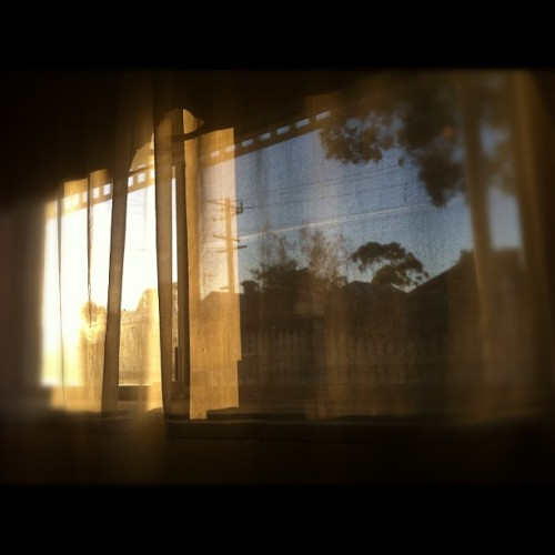 ❤ sunny Melbourne  (Taken with Instagram)