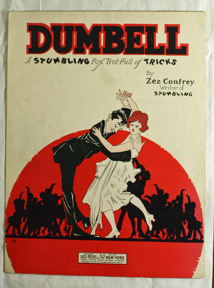 Dumbell - A Stumbling Fox Trot Full of Tricks (1922)