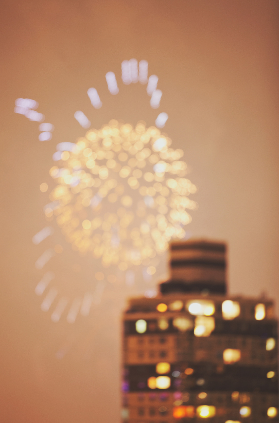 Happy Fourth of July from NYC. (by Moey Hoque)